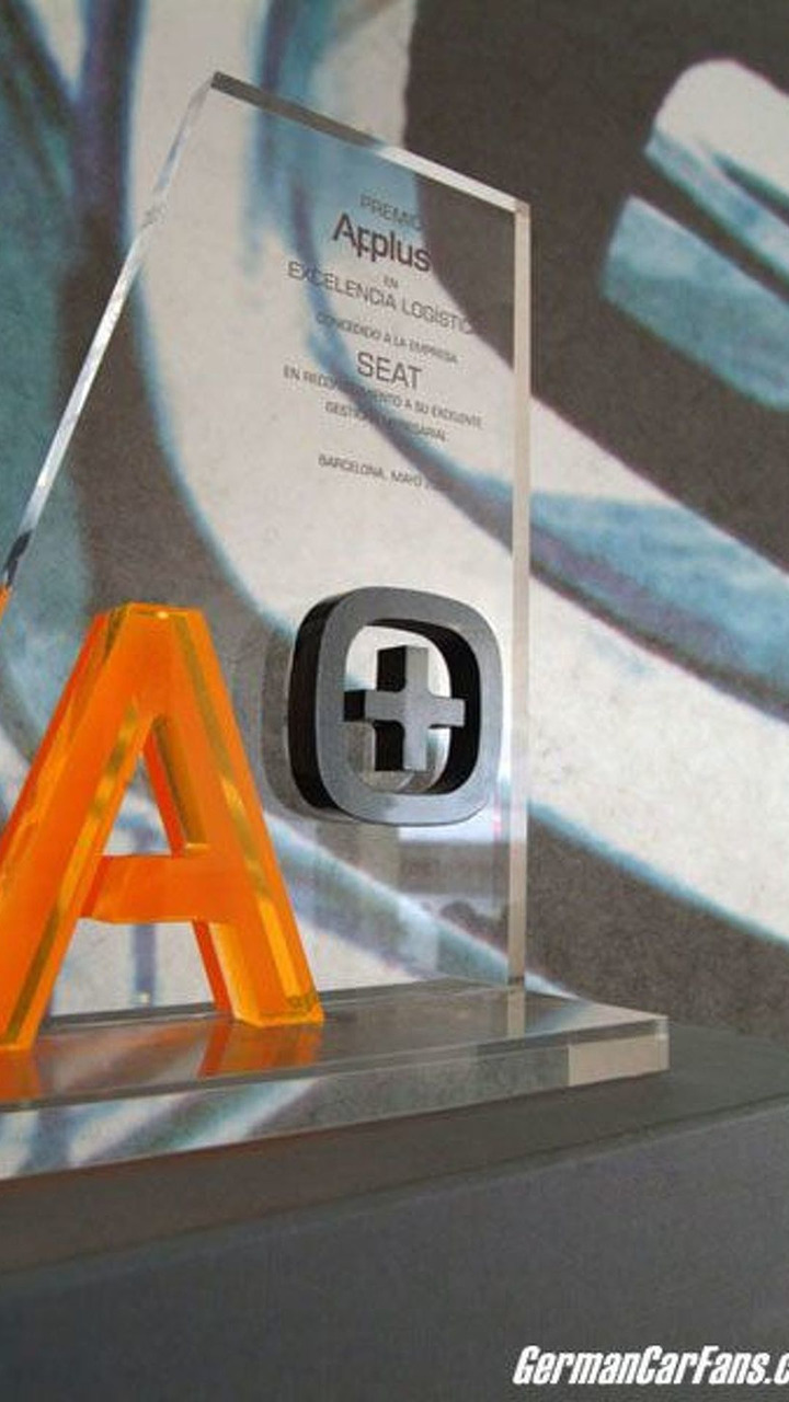 SEAT receives Award for Logistics Excellence