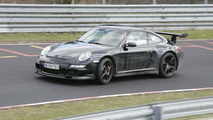 New Porsche GT3 RS spy photos