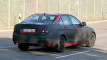 SPY PHOTOS: Once Again More Mercedes C-Class