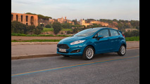 Ford Fiesta restyling