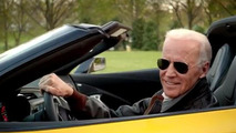 US vice-president Joe Biden says Corvettes are better than Porsches