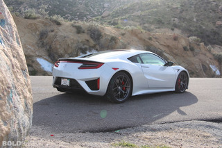 The Acura NSX Isn't Perfect, But It's the Supercar of the Future: First Drive