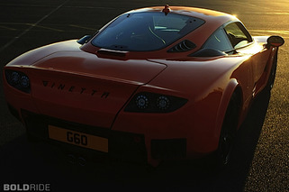 Jaw Dropper: 2012 Ginetta G60