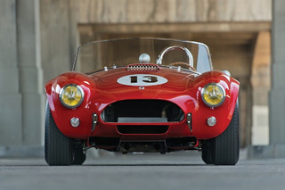 Shelby 289 Competition Cobra: Utter Perfection Headed to Auction