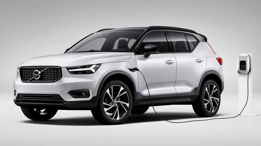 Volvo: 50% of cars sold in 2025 will be electrified