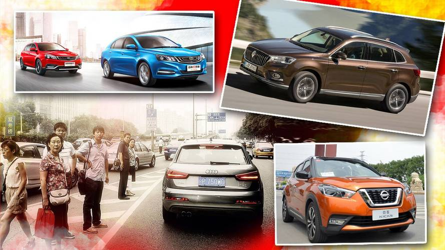 See Which Are The Biggest Automakers In China By Sales