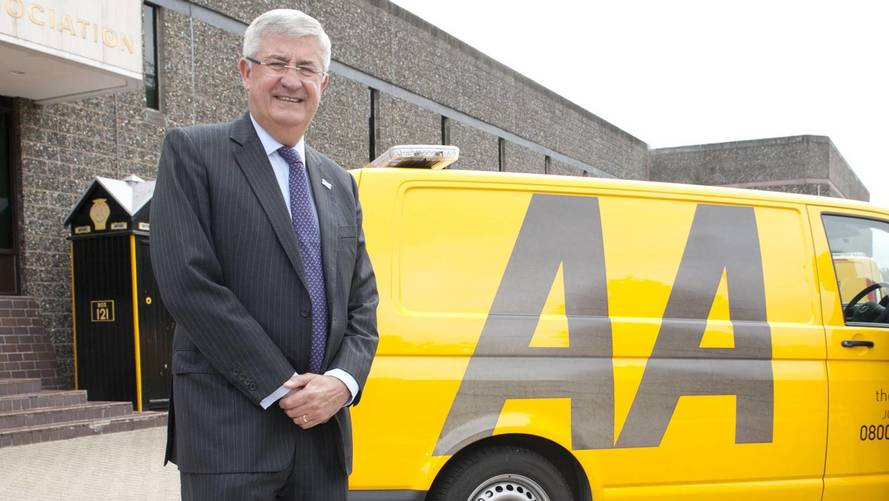 Disgraced AA chairman is suing the company for £225m
