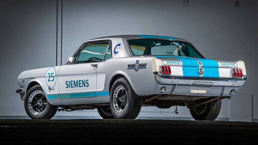 Classic Ford Mustang will attempt first ever autonomous Goodwood hill climb run