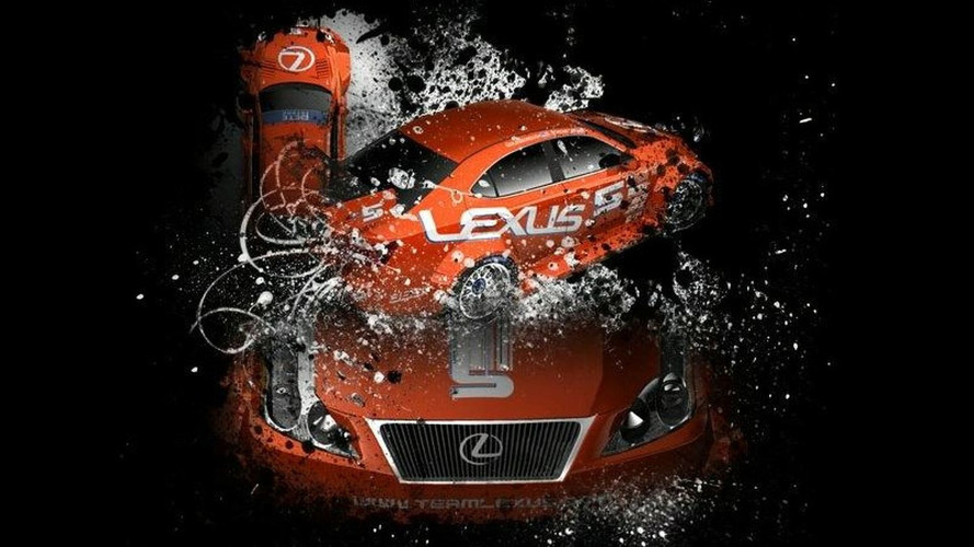 Team Lexus IS-F to Enter GT2 Le Mans Series