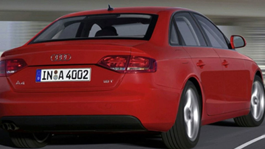 Successful Start for the New Audi A4