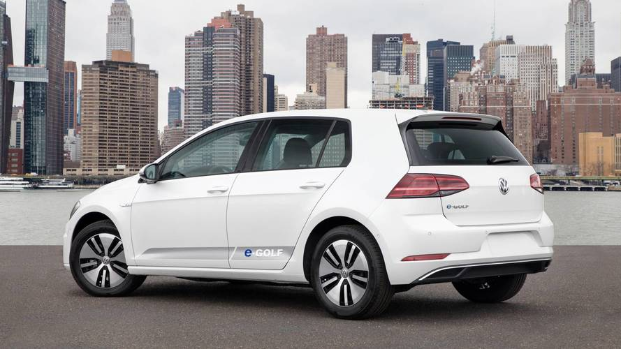 VW Boss Says e-Golf Is Nearly Sold Out