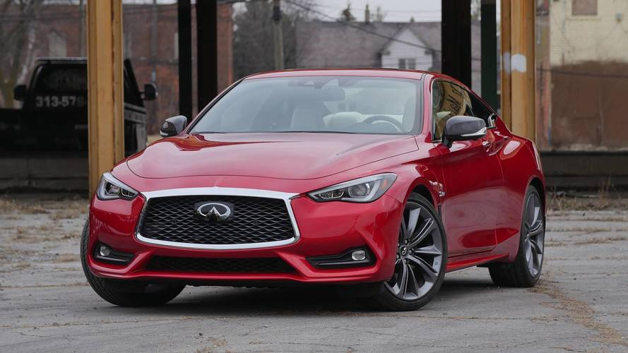 Infiniti Suggests Next Q50, Q60, Q70 Will Lose RWD Platform