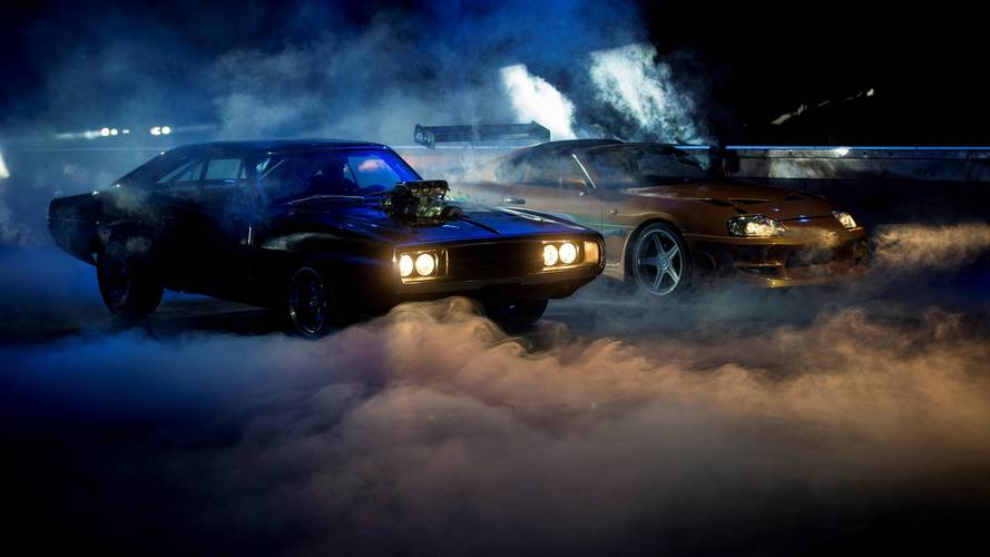 Our top five cars from Fast & Furious Live