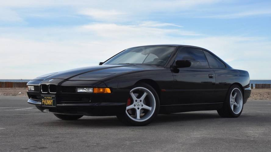 You Can Buy George Carlin's Superb 1996 BMW 8 Series