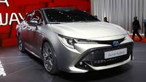 Toyota Auris at the 2018 Geneva Motor Show