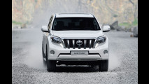 Toyota Land Cruiser restyling