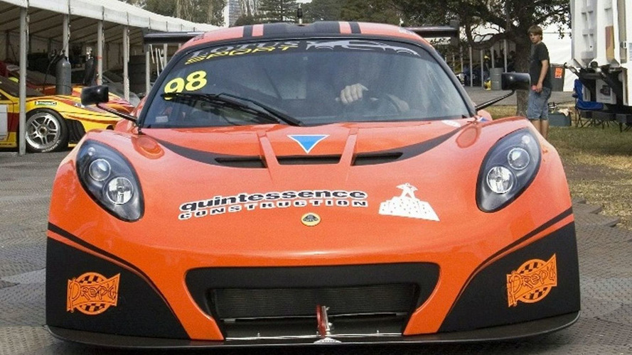2008 Lotus Exige GT3 Making Race Debut In Australia