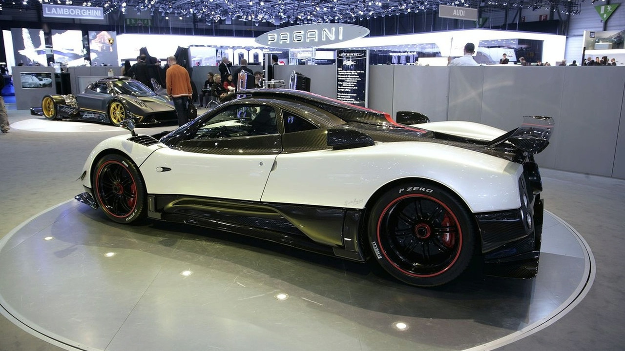 Mini Supercars For Sale >> First Pagani Zonda Cinque on Sale for $2million