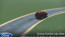 Ford Curve Control technology illustration with 2011 Ford Explorer 28.06.2010