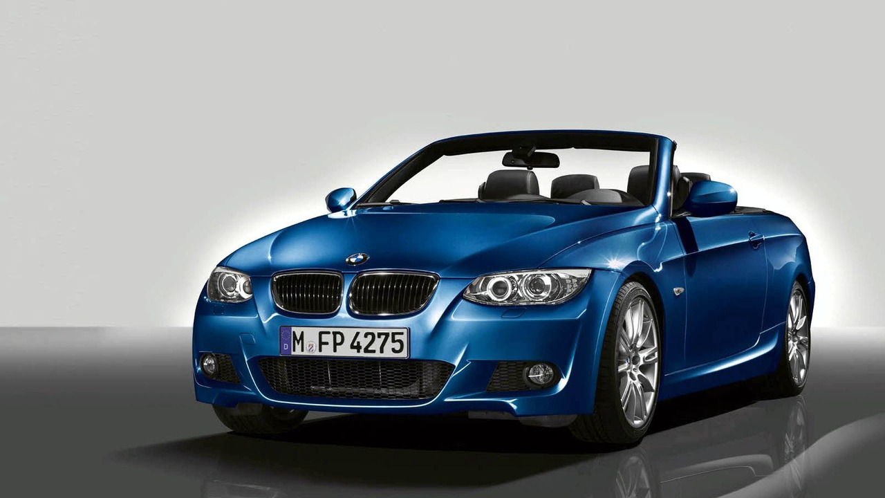 2011 BMW 3-Series Facelift with M Sport Package