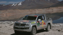 VW Amarok Proves its Mettle in the Gruelling Dakar Rally
