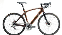 Audi-Renovo hardwood bike 01.04.2011
