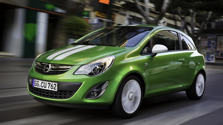 2013 Opel Corsa ecoFlex revealed