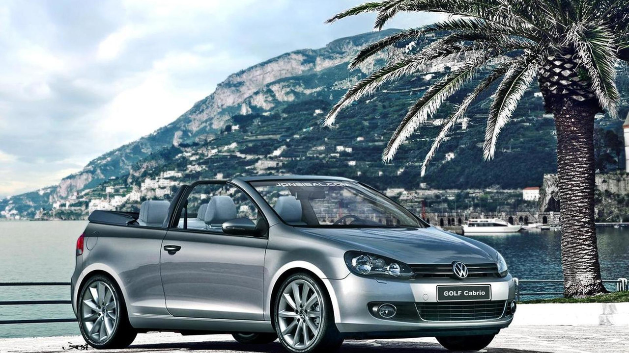 VW 2012 vw golf : Porsche Boxster and Cayman models to be built alongside VW Golf Cabrio