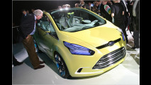 Ford Iosis MAX in Genf