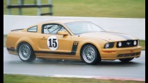 Ford Mustang Racing Show Car