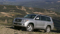 2008 Toyota Land Cruiser: In Detail