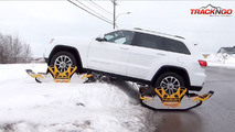 Jeep Grand Cherokee with Track N Go