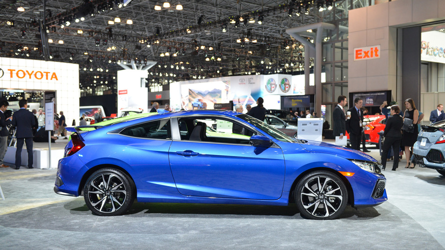 Stop Complaining About The Honda Civic Si 'Only' Having 205 HP