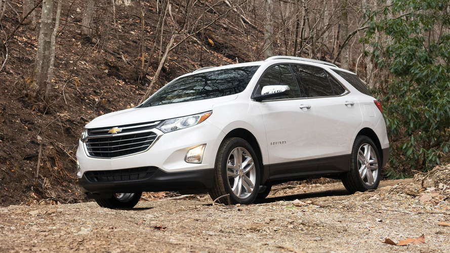 manual do chevrolet equinox revela que vers o mais barata. Black Bedroom Furniture Sets. Home Design Ideas