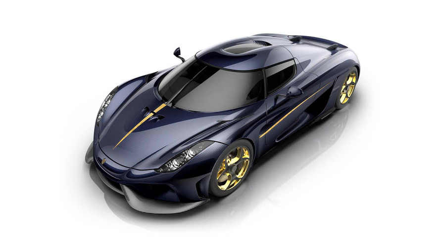 Christian Von Koenigsegg's Regera Takes Inspiration From His MX-5
