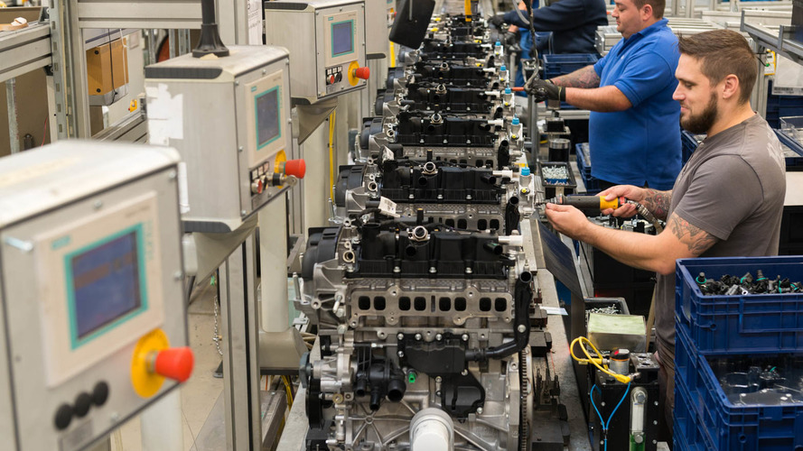 UK car manufacturing down because of drop in home demand