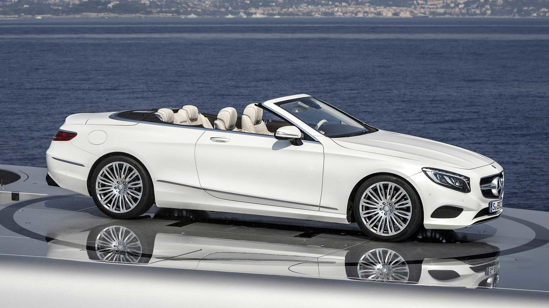 mercedes benz s class cabriolet news and reviews. Black Bedroom Furniture Sets. Home Design Ideas
