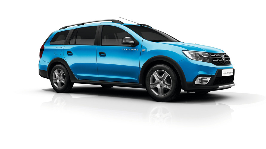 Dacia Logan MCV added to rugged Stepway family