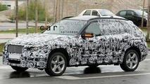 Next Generation BMW X3 Prototype