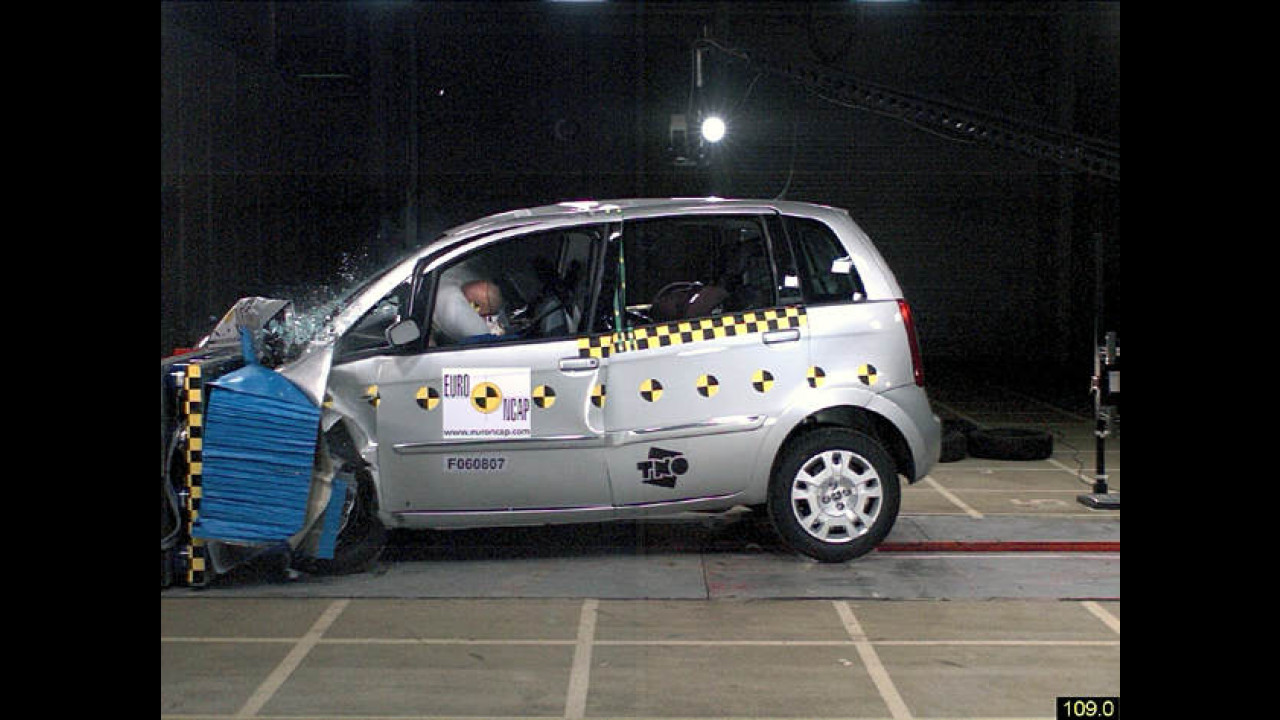 Aktuell: Crashtests