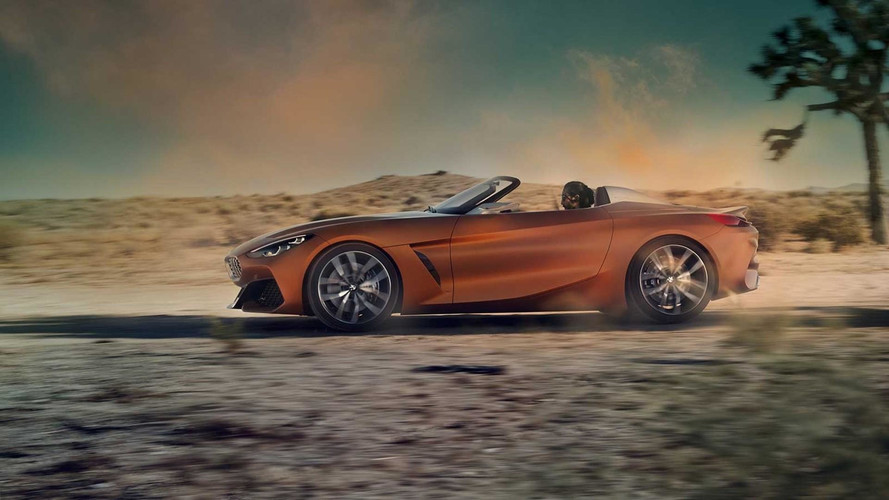 Next-gen BMW Z4 breaks cover