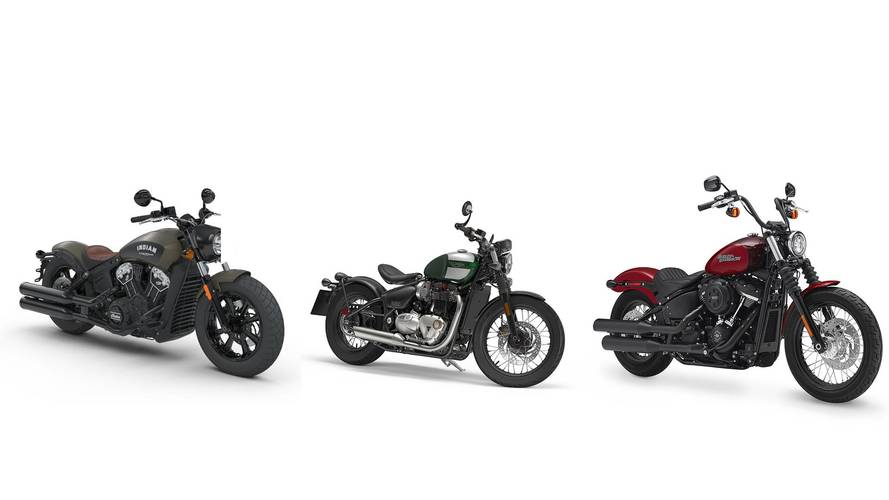 Harley, Indian or Triumph: Which Bobber is Best?