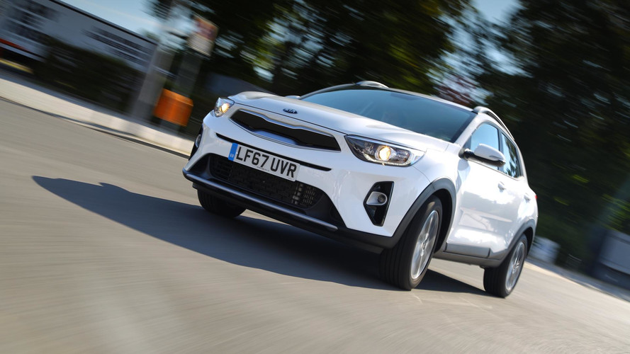 2017 Kia Stonic first drive: a middling small SUV
