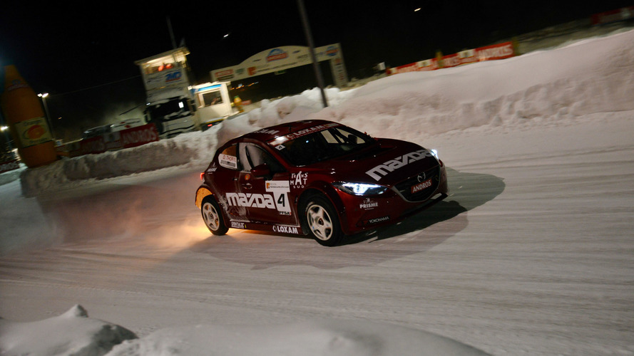Trophée Andros - En immersion dans le team Mazda