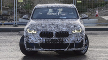 BMW X2 spy photos