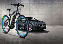 BMW Cruise e-Bike Limited Edition