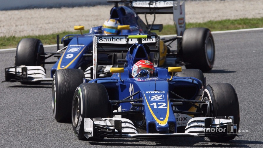 Sauber says talent, not money, will dictate 2017 lineup