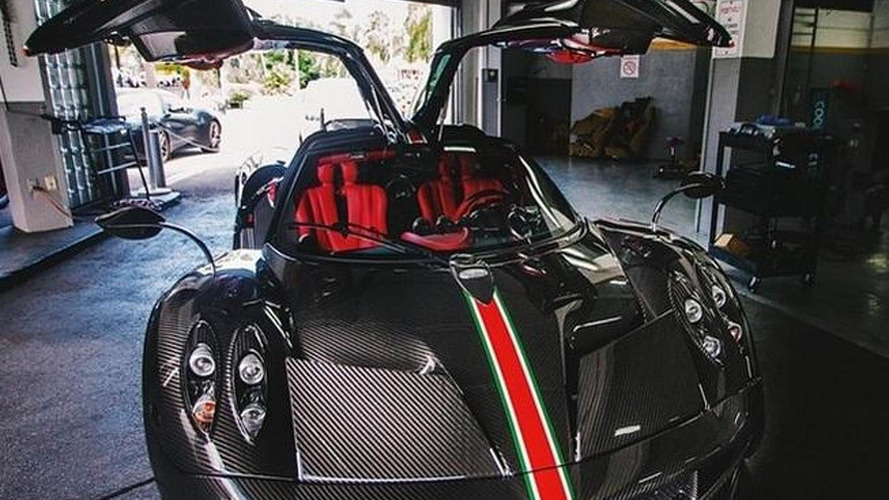 Pagani builds Huayra La Monza Lisa special edition for wealthy customer