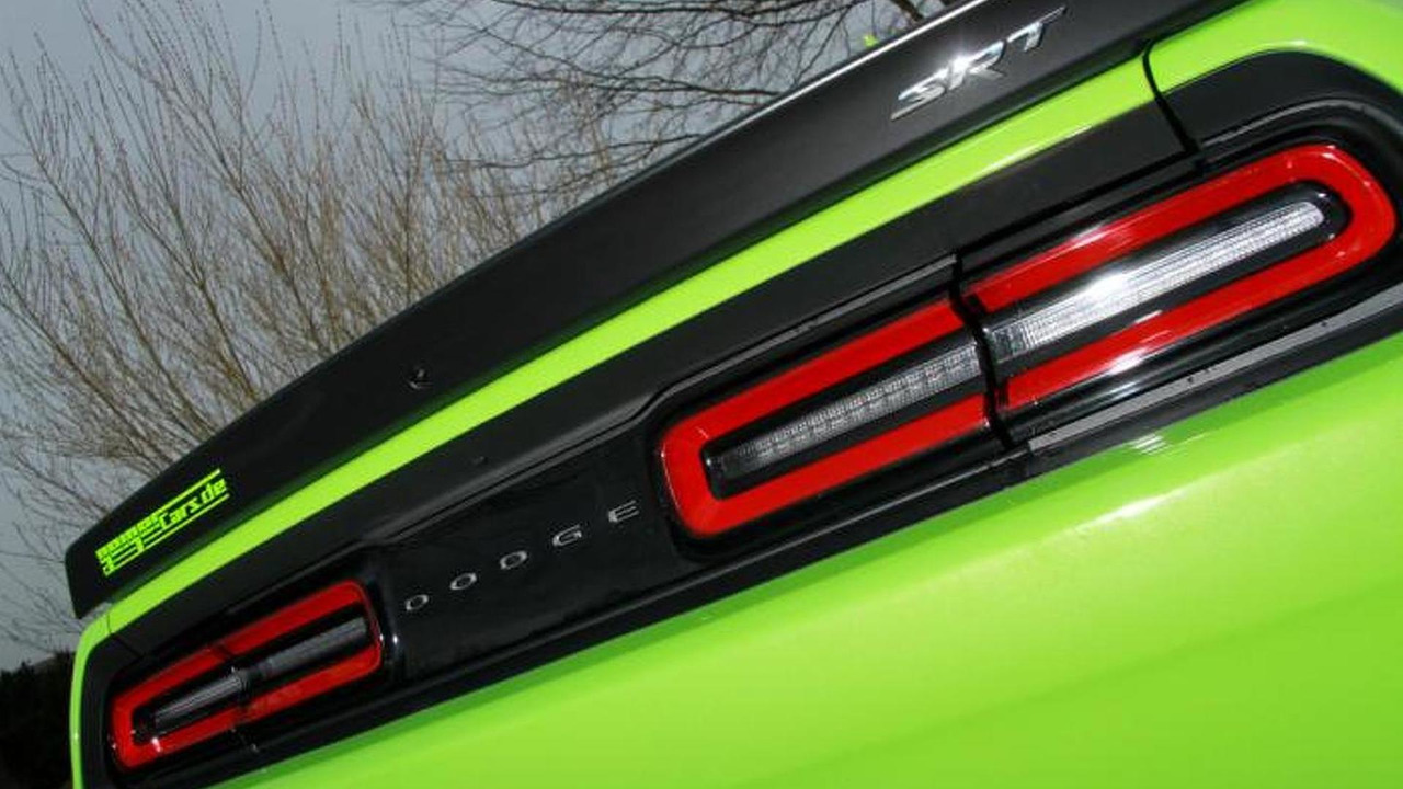 Dodge Challenger SRT Hellcat by GeigerCars