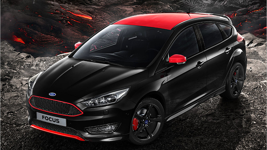 Ford Focus Sport comes to Essen with minor visual tweaks